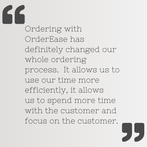 Barries Garden Centre Case Study Quote