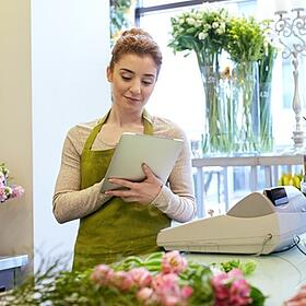 Floral distributor Supply Chain Management Technology