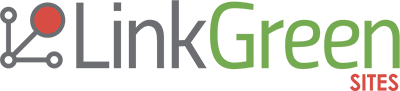 LinkGreen Sites Logo