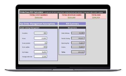 Retail ROI Calculator Screen 500x300