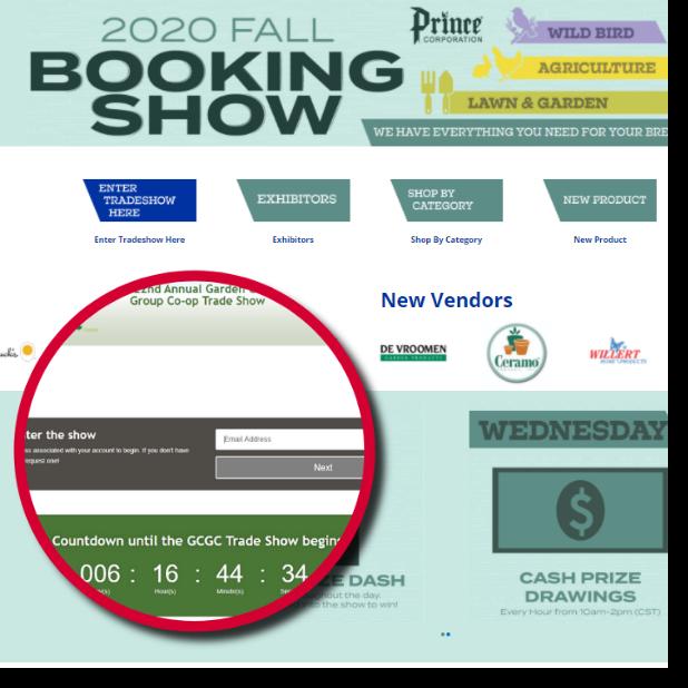 Tradeshow Operator Customization