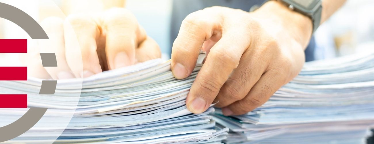 8 reasons why it's time to retaire paper order forms