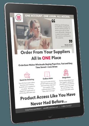 Retailer Brochure 3D Cover