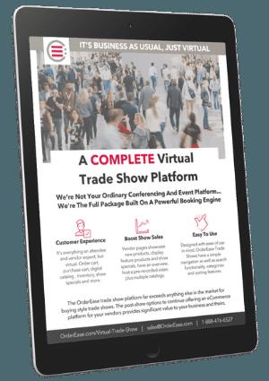 Trade Show Brochure 3D Cover